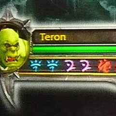 Runes as shown at BlizzCon 2007 (outdated).