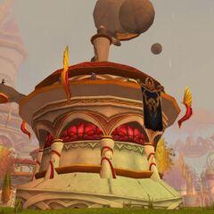 Святилище Солнечного Края, захваченное Армией Расколотого Солнца