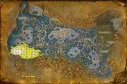 Mapa gigantes hongos