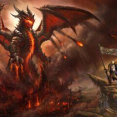 Tirion kontra Deathwing
