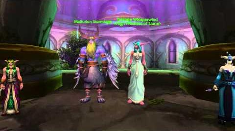 Cataclysm - Teldrassil Overview