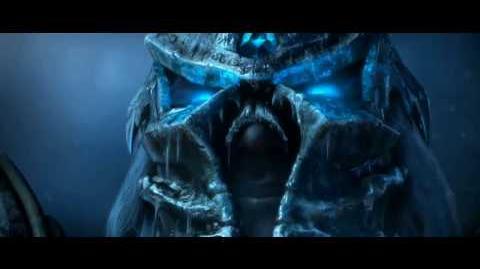 World of Warcraft Wrath of The Lich King Trailer Español HD 720p