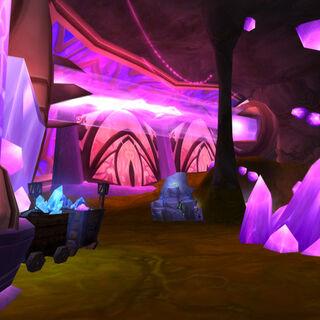 Трубы с энергией в Кристальном зале.