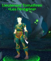 Lieutenant Tomathren