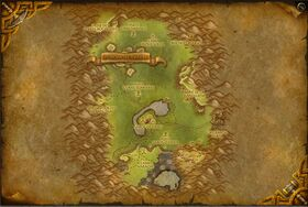 Mulgore map cata