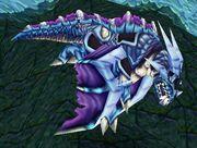 Dragon bleu 1