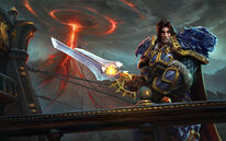 Varian Wrynn Heroes of the Storm