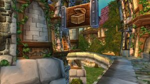 Stormwind MQ Walkways and Bridges