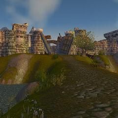 Крепость Стромгард