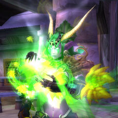 Ysera's new model in <i>Cataclysm</i>.