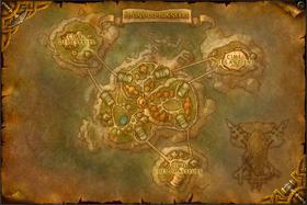 Les Pitons-du-Tonnerre map