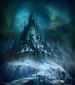 Icecrown Citadel Art Peter Lee 1