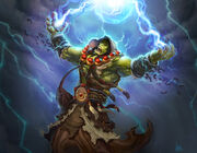 Thrall The World Shaman