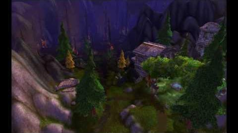 Unfinished Mount Hyjal HD - World of Warcraft Cataclysm