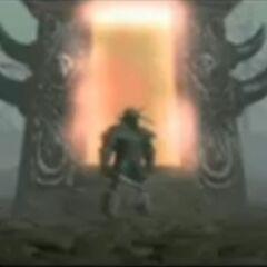 В ролике, после третьей миссии кампании Орды.
