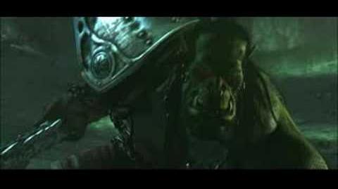 Warcraft 3 - Thrall Y Hellscream VS Mannoroth (Castellano)