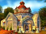 Abbaye de Comté-du-Nord