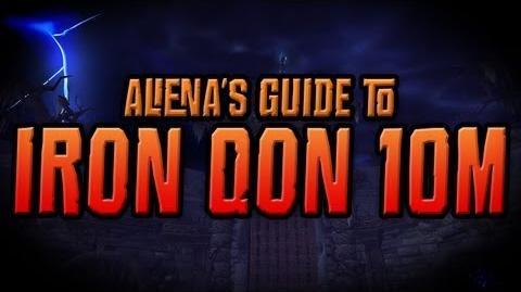 Aliena's Guide to Iron Qon