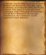 L'Alliance de Lordaeron 5
