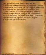 Les Gardiens de Tirisfal 16