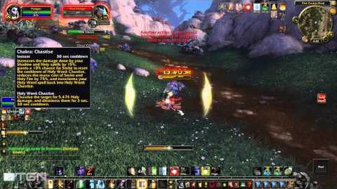 ★ Mists of Pandaria - Holy Discipline Priest Preview - Ft CabalsCorner - WAY➚