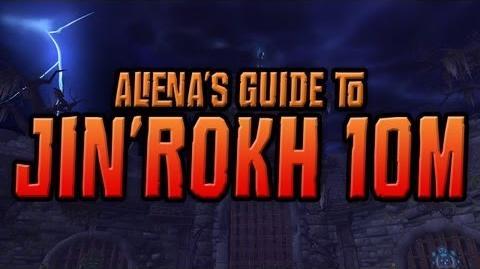 Aliena's Guide to Jin'rokh the Breaker, 10 man normal