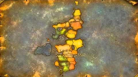 Cataclysm - Cataclysm Eastern Kingdoms Map Portal
