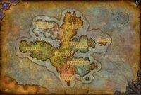 Draenor Carte