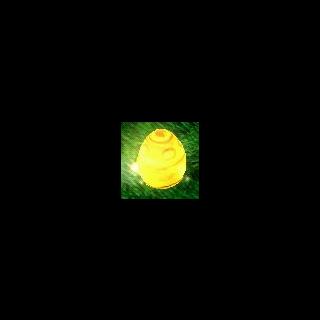 Золотое Пасхальное яйцо