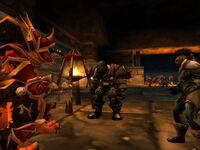 Manuel des trolls - L'armée du dragon noir et la Horde noire