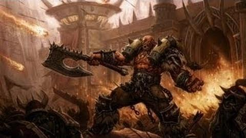 Der offizielle Trailer für den World of Warcraft Patch 5.4 Schlacht um Orgrimmar