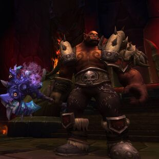 Garrosh Hellscream (tactics)