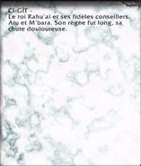 Affiche (Sépulcre des Dahazi) 3