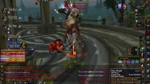 Paladin Tanking Utgarde Keep Heroic - World of Warcraft