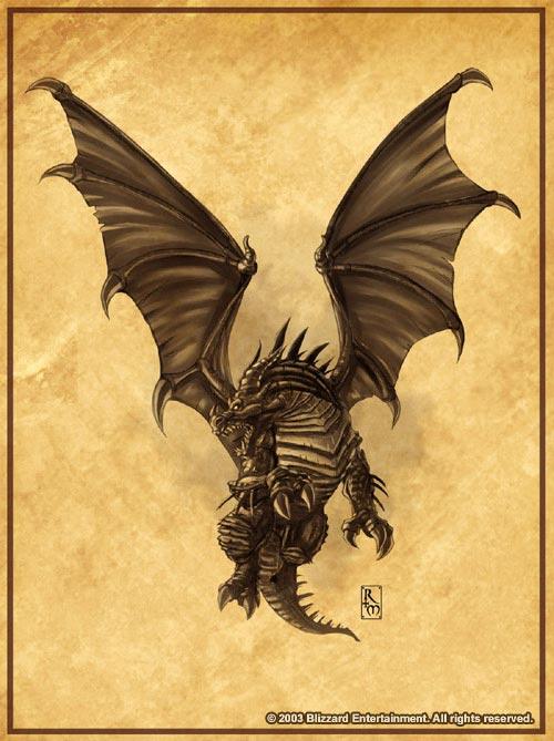 Dragón negro | WarcraftWiki | FANDOM powered by Wikia