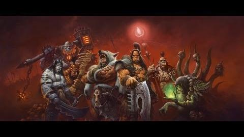 Анонс World of Warcraft Warlords of Draenor