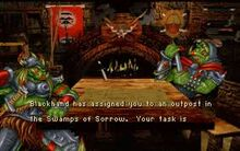 Grunt Warcraft I-0