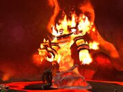 Ragnaros in WoW