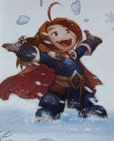 Snow Fight Varian
