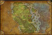 La forêt de Jade carte MoP