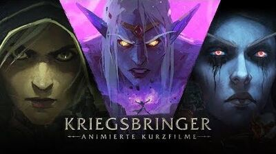 Trailer Kriegsbringer Animierte Kurzfilme (DE)