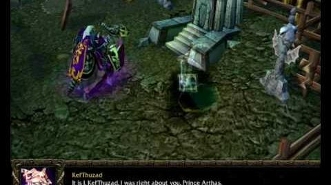 Warcraft 3 - Path of the Damned (Part 1)