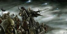 Arthas et le fléau mort-vivant