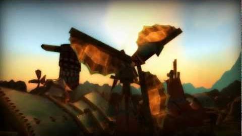 Les Chroniques du Cataclysme - Les Marche-soleil