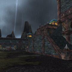 Крепость Барадин