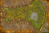 Marais des Chagrins map Classic