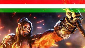 Warlords of Draenor Magyar Cinematic World of Warcraft HunSub feliratos trailer