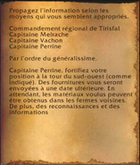 Documents de la Croisade écarlate 1