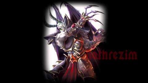 Historia swiata Warcrafta Odcinek 2- Sargeras i Zdrada