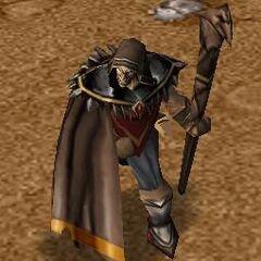 Медив в <i>Warcraft III</i>.